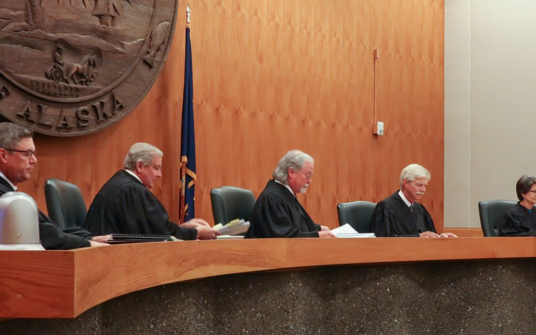 Alaska Supreme Court Rules State's Sex Offender Registry Act Violates Offenders' Due Process Rights